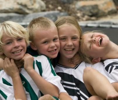Bambini lesione cerebrale