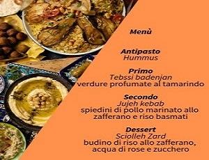 Intercultura… da gustare: cucina Iraniana e dialogo interculturale – Pedrengo 22 marzo 2019