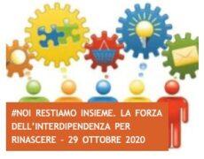 #NOI RESTIAMO INSIEME La forza dell'interdipendenza per rinascere con Domenico Barrilà