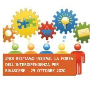 # NOI RESTIAMO INSIEME La forza dell'interdipendenza per rinascere