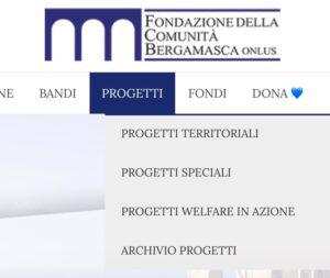 Fondazione Comunità Bergamasca: superare le conseguenze del Covid